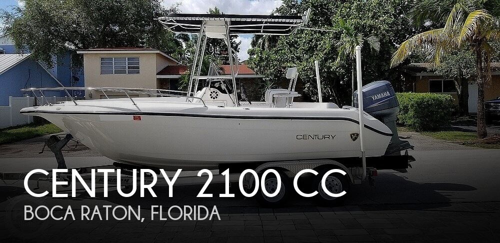 2002 Century 2100 CC