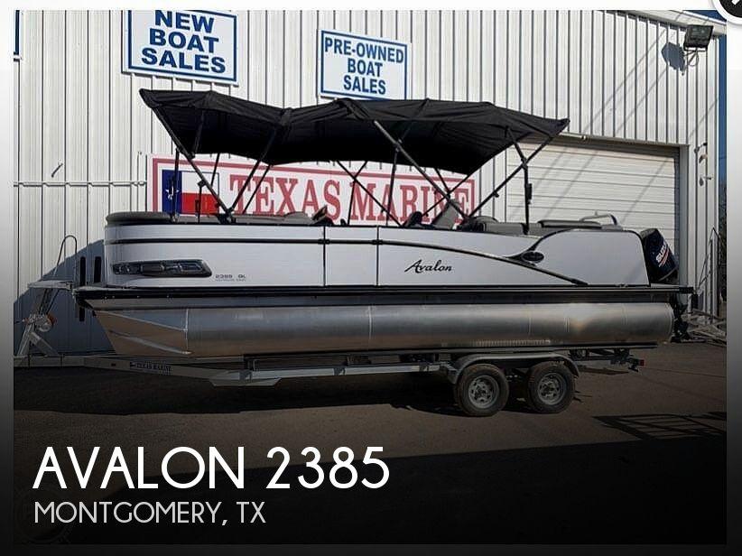2020 Avalon Catalina 2385QL