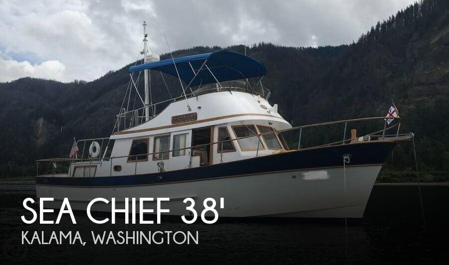 1979 Sea Chief 38 Conquest