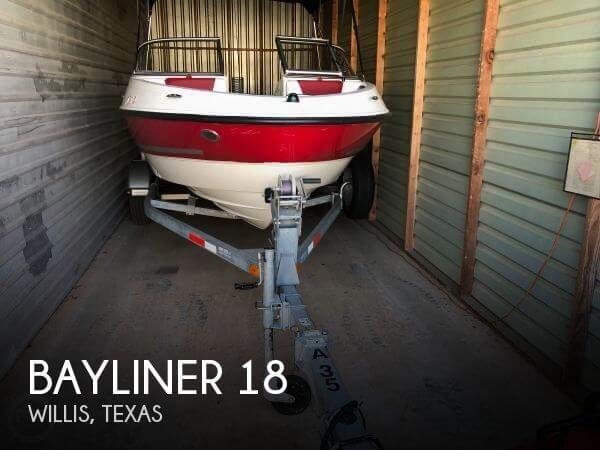 2014 Bayliner 185 BR
