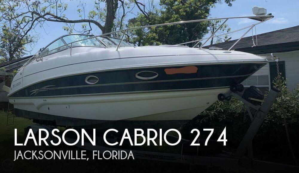 2007 Larson Cabrio 274