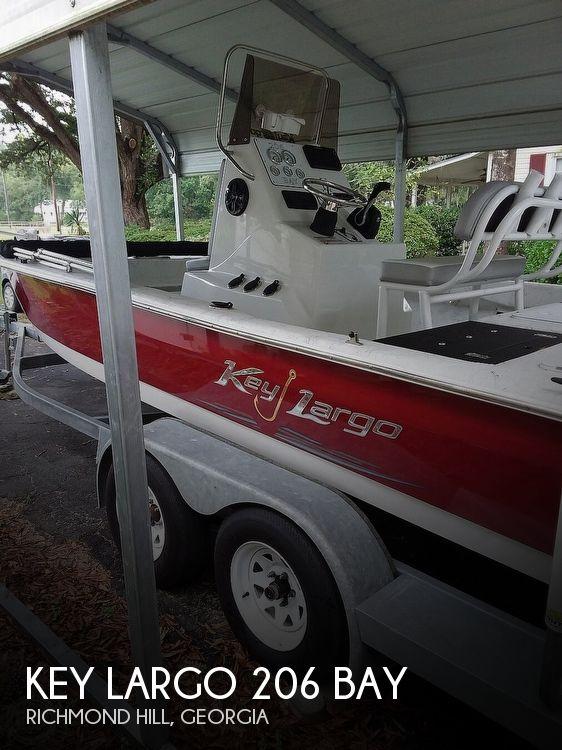 2019 Key Largo 206 Bay