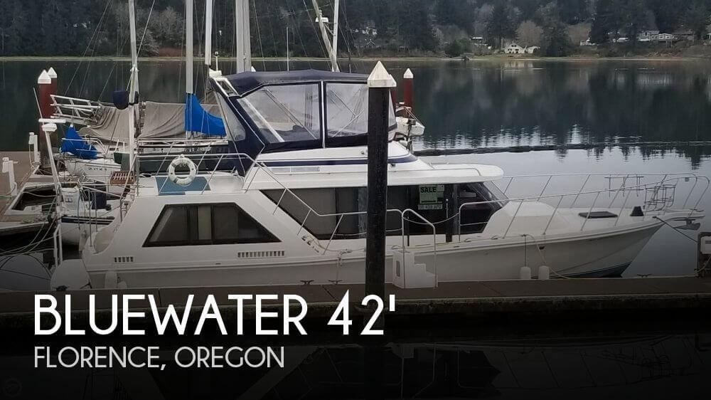 1988 Bluewater Yachts 42 COASTAL