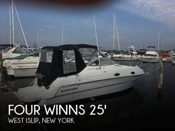 1999 Four Winns 258 Vista