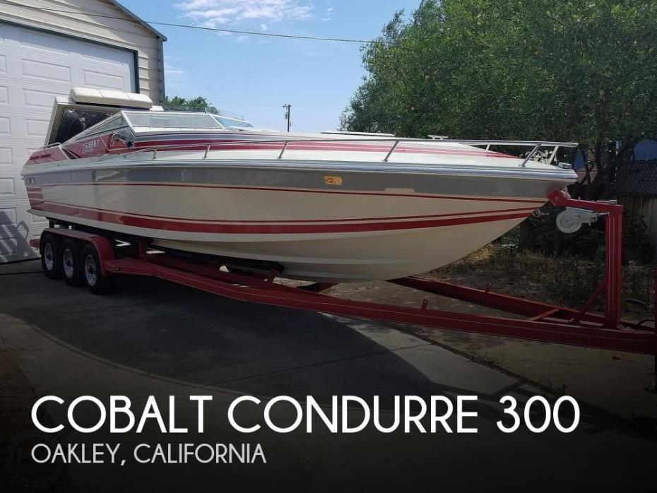 1986 Cobalt Condurre 300