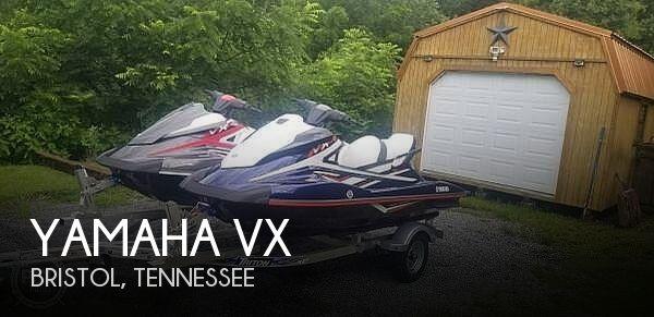 2019 Yamaha VX