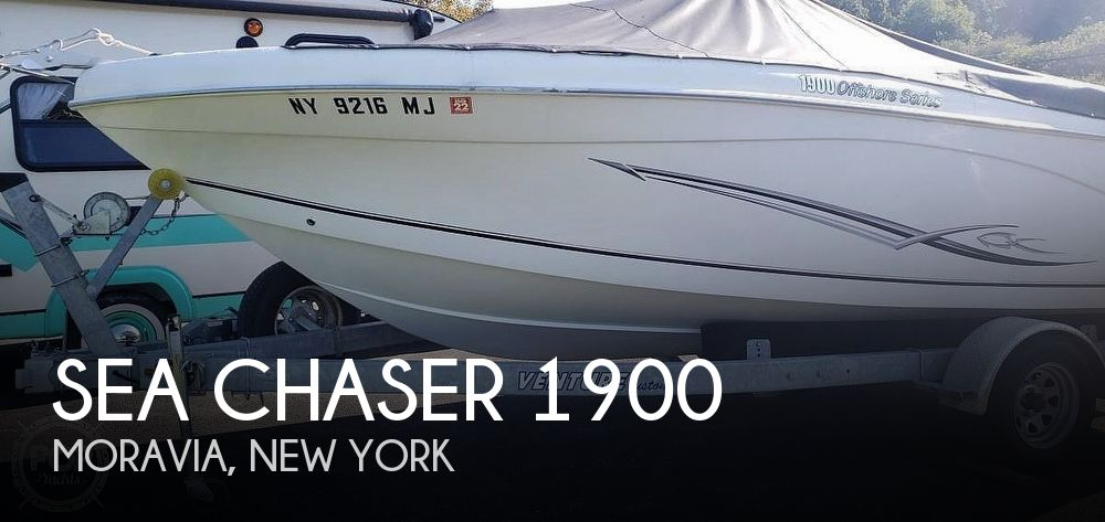 2012 Sea Chaser 1900 Offshore Series