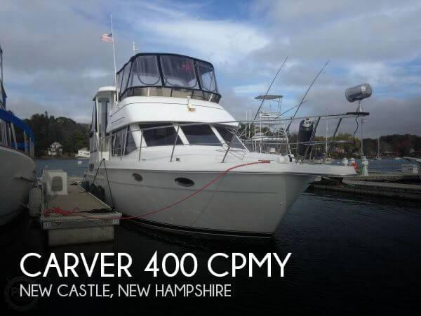 1998 Carver 400 CPMY