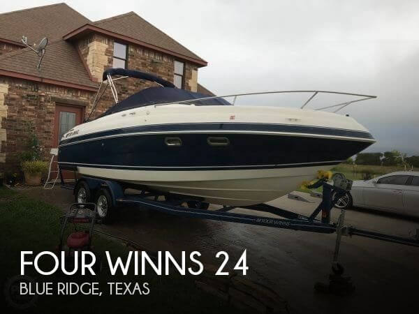 2005 Four Winns 245 Sundowner