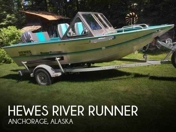 1997 Hewes 16 River Runner