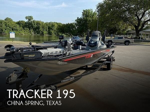 2016 Tracker Pro Team 195 TXW