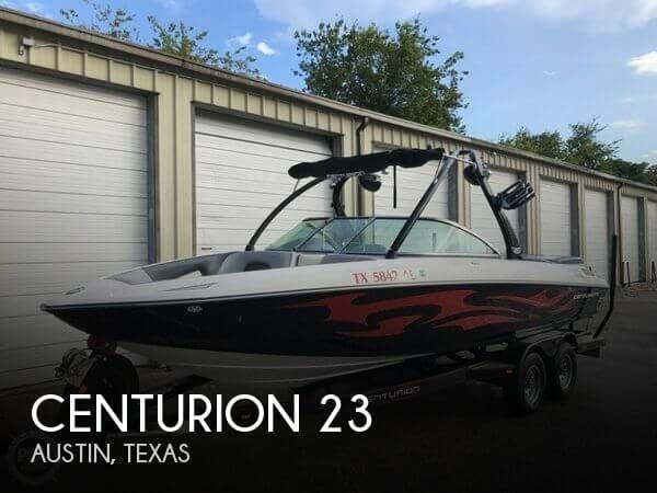 2007 Centurion 23