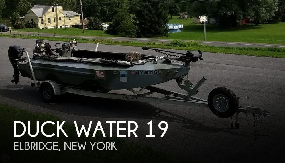 2011 Duck Water Ocean 18