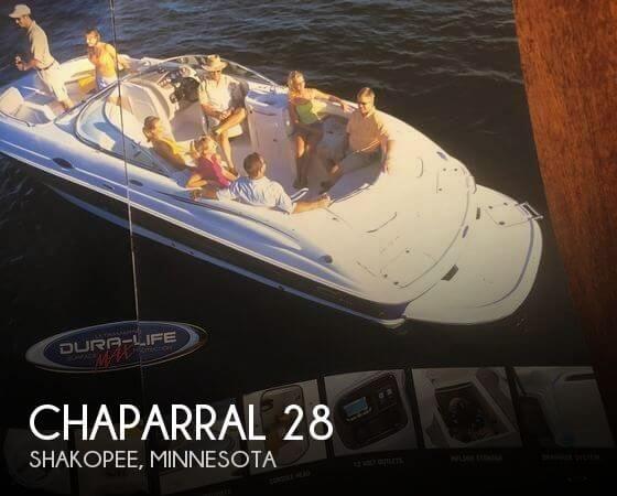 2006 Chaparral 28