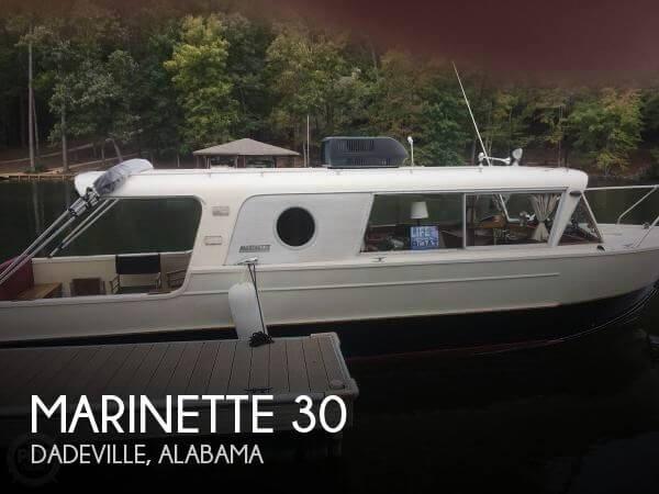 1959 Marinette 30
