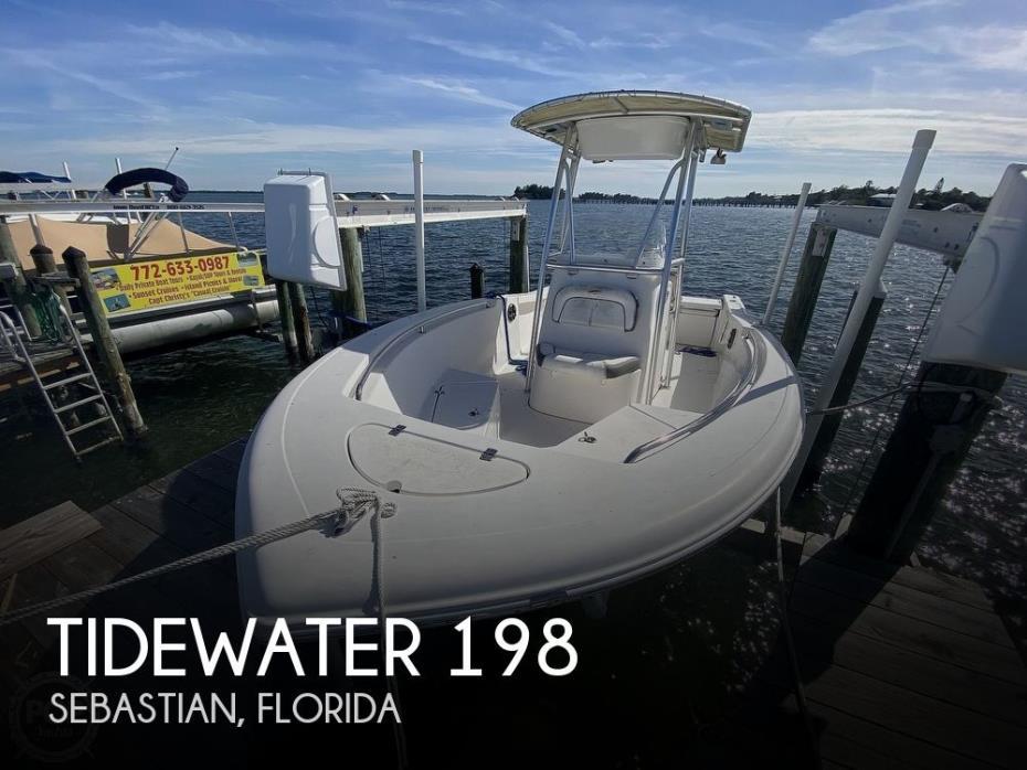 2015 Tidewater 196 CC ADVENTURER