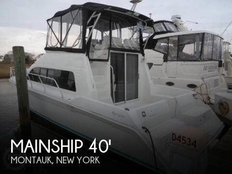 1993 Mainship 40 Sedan Bridge