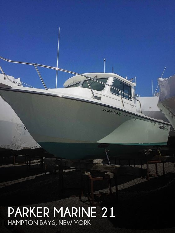 2016 Parker Marine 2120 SPORT CABIN
