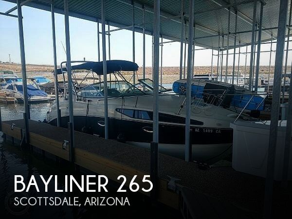 2008 Bayliner 265
