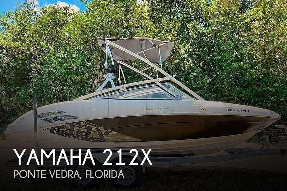 2009 Yamaha 212X
