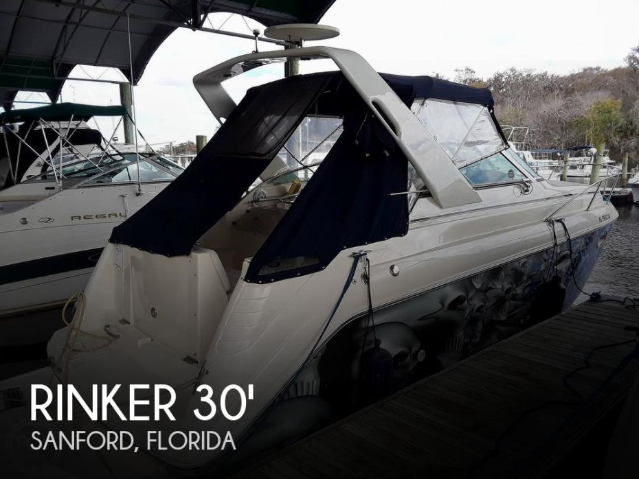 2001 Rinker 270 fiesta vee