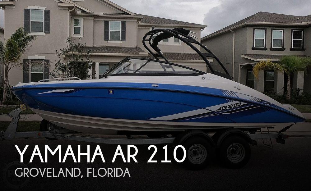 2019 Yamaha AR 210
