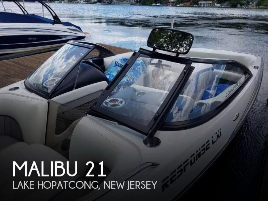 2005 Malibu 21 LXi Response