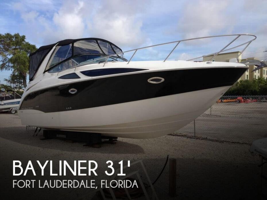 2012 Bayliner 315 Sunbridge