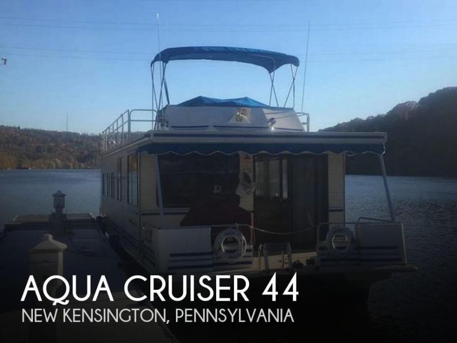 1992 Catamaran Cruisers Aqua Cruiser 44