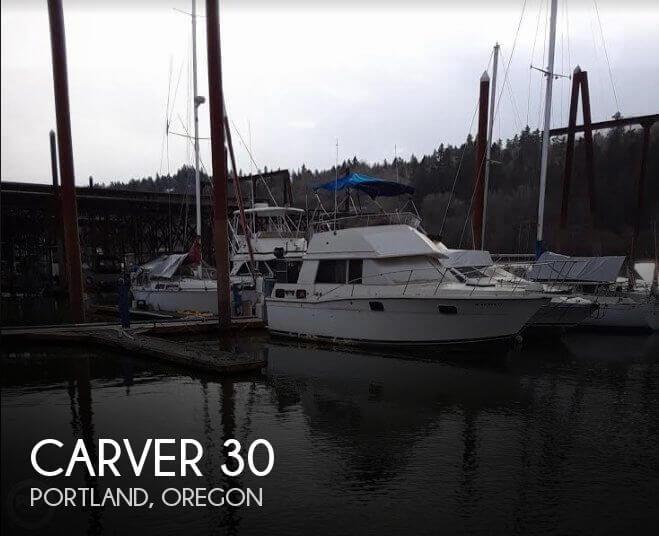 1981 Carver 30