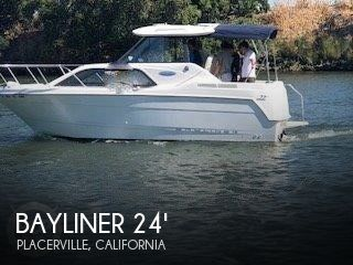 Bayliner Bayliner Hard Top Boats for sale