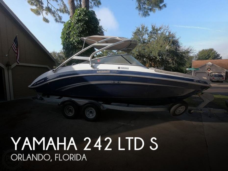 2013 Yamaha 242 Ltd S