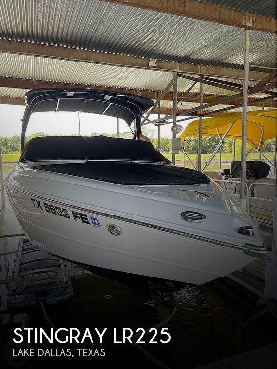 2019 Stingray LR225