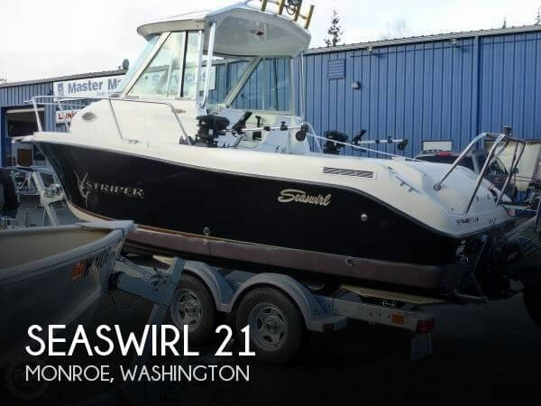 2007 Seaswirl Striper 2101
