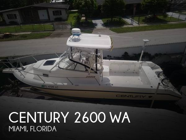 1999 Century 2600 WA