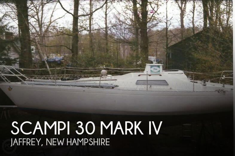 1974 Scampi 30 Mark IV