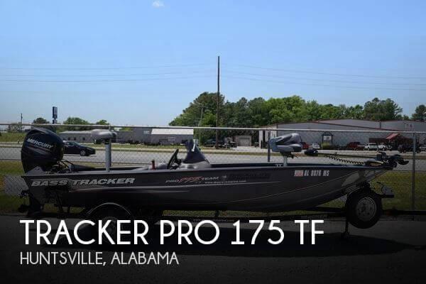 2015 Tracker Pro 175 TF