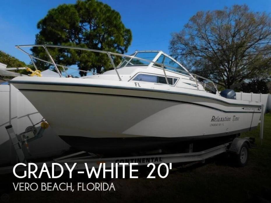 1995 Grady-White Adventure 208