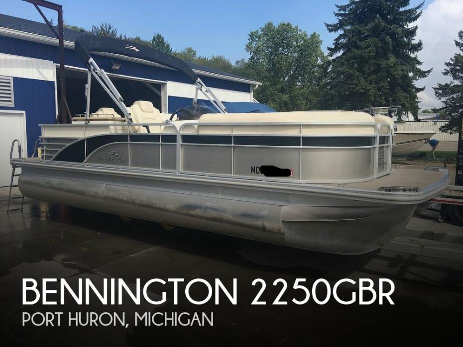2014 Bennington 2250GBR