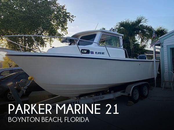 2002 Parker Marine 21
