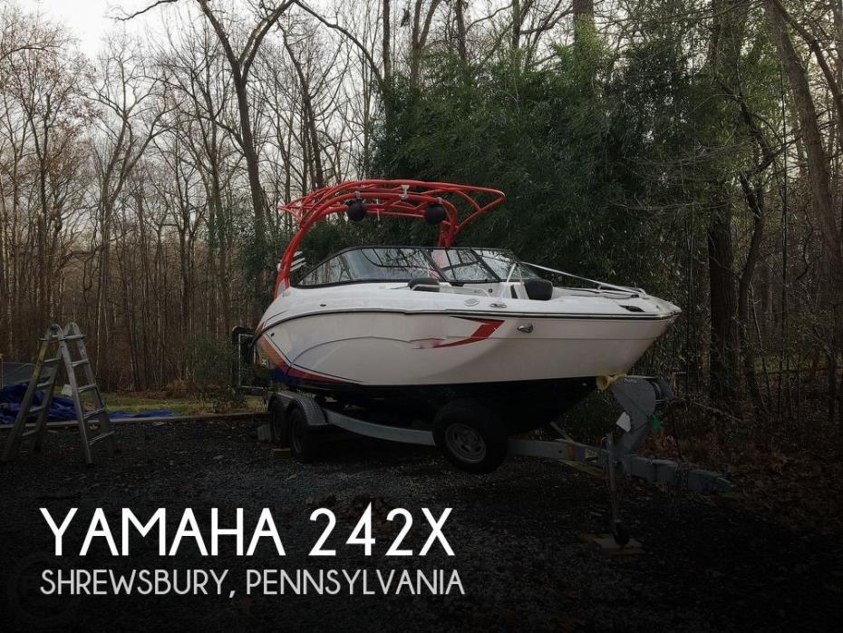 2018 Yamaha 242x