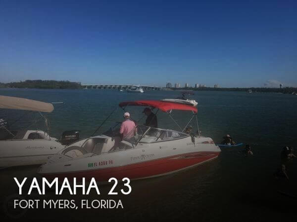 2008 Yamaha SX230 High Output