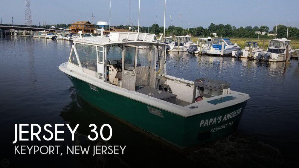 1978 Jersey 30