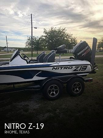 Nitro Boats For Sale In Texas