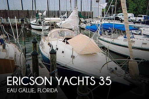 1974 Ericson Yachts 35 MKII Cutter-Rigged Sloop