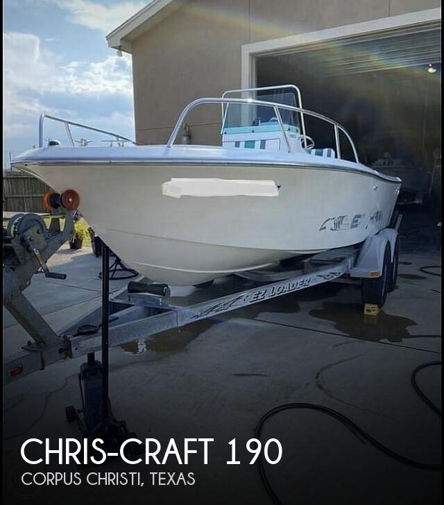 1990 Chris-Craft 190 Seahawk