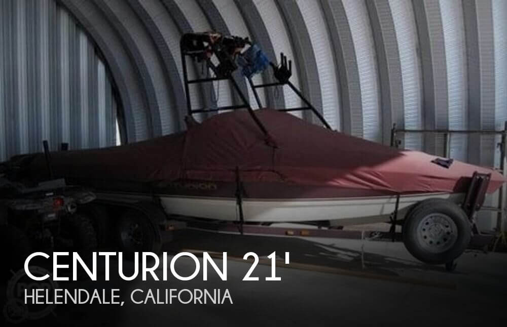 2000 Centurion Eclipse 21 Direct Drive
