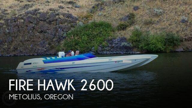 2003 Fire Hawk 2600