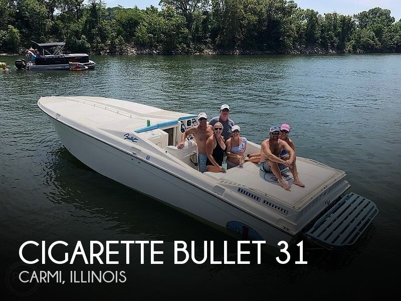 1988 Cigarette Bullet 31