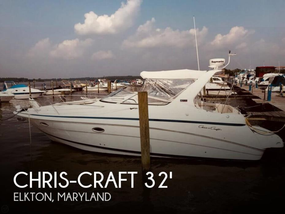 2000 Chris-Craft 328 Express